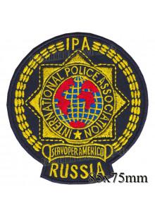 Шеврон Международная полицейская ассоциация IPA ( International Police Association)