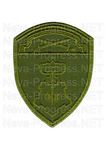 Шеврон вневедомственная охрана Северо-Западного округа ВНГ, Росгвардии, Нацгвардии РФ (фон оливковый, зеленый МОХ, зеленый пиксель, зеленый камыш)