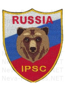 Шеврон RUSSIA IPSC