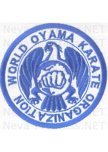 Шеврон World Oyama Karate Organization