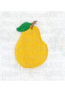 Полотенце с вышивкой  Груши размеры и цвета в ассортименте