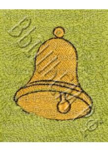 Полотенце с вышивкой  колокольчика  размеры и цвета в ассортименте