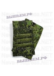 Фальшпогоны для армии, МЧС, полиции и курсантов p61  цена за пару