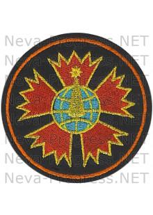Шеврон 162 Центр военно-технической информации Главного разведывательного управления Генерального штаба ВС РФ