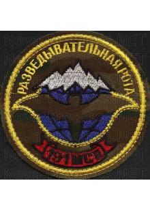 Разведывательная рота 191-й мотострелкового Нарвского, ордена Александра Невского полка ( Таджикистан ) полевой