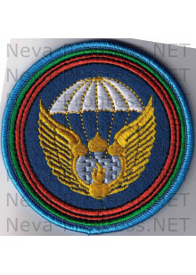 Шеврон 106-я гвардейская воздушно-десантная Тульская Краснознамённая ордена Кутузова дивизия (оверлок)