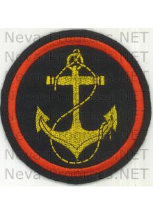 Нашивка Штат Морской Пехоты, d=8,5 см