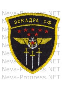 Шеврон 7-я оперативная (Атлантическая) эскадра надводных кораблей Северного военно-морского флота РФ