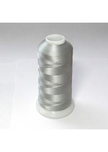 Нитки для вышивки полиэстер цвет св. серый 3251.