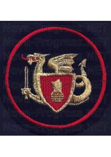 Шеврон 1 отдельная стрелковая бригада охраны МО РФ (МЕТАНИТЬ)