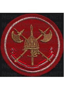 Шеврон 1 отдельная стрелковая бригада охраны МО РФ (2007г)