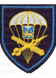 Шеврон 116 ОПДБ(Отдельный Парашютно-Десантный Батальон) в/ч 83788 , 31-ой гв.ОДШБр(Отдельноя Десантно-Штурмовая Бригада) образца с 2012 г