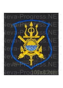 Шеврон 25 дивизия атомных подводных лодок стратегического назначения ТОФ