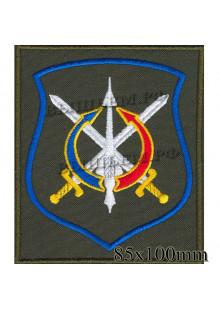 Шеврон  32 дивизии 6 армии ПВО