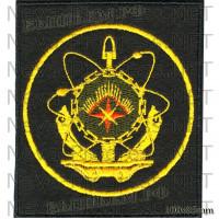 Шеврон 24 дивизия атомных подводных лодок Северного флота ( губа Ягельная, Гаджиево)